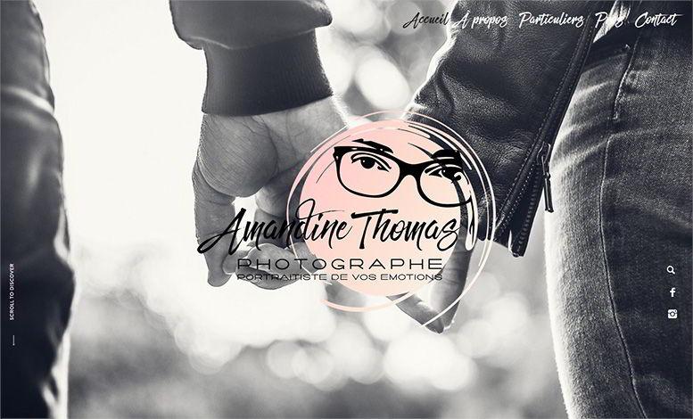 création site internet, webdesign, photographe