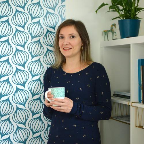 Emilie Arthaud, webdesigner, community manager