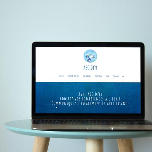 Site internet ABC Défi
